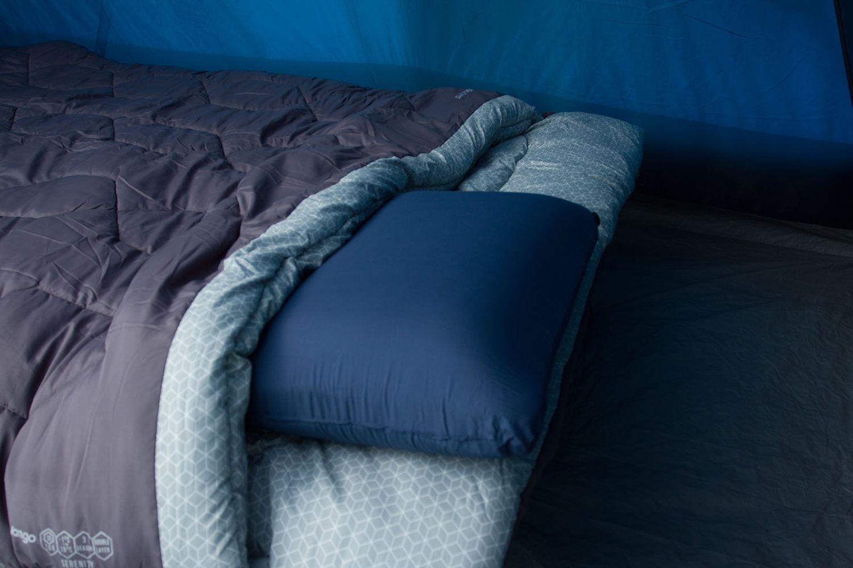 Vango Shangri La Memory Foam Camping Pillow